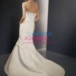 En Yeni Straplez Gelinlik Modelleri 2012