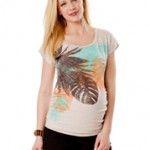 2012 Hamile T-shirt Modelleri -2