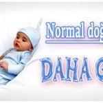 Normal doğum bebeği daha güçlü
