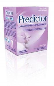 predictor ovulasyon testi 187x300 Hamile kalmak için en uygun günler