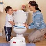 Tuvalet eğitimine önce anne-babalar hazır olmalı